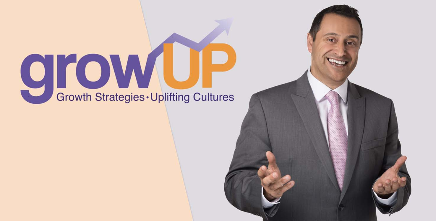 Grow UP Sales Banking Sales Coach